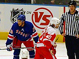 Bild Attraktion  Eishockey im Madison Square Garden