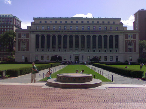 Foto des columbia university new york columbia university