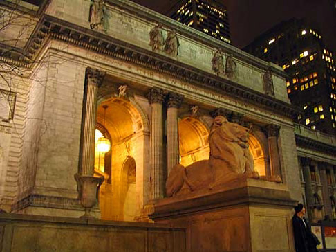 Foto New York Public Library - New York