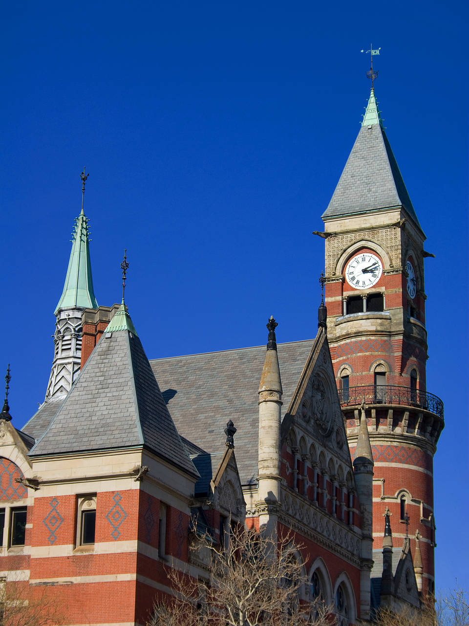 Jefferson Market Courthouse