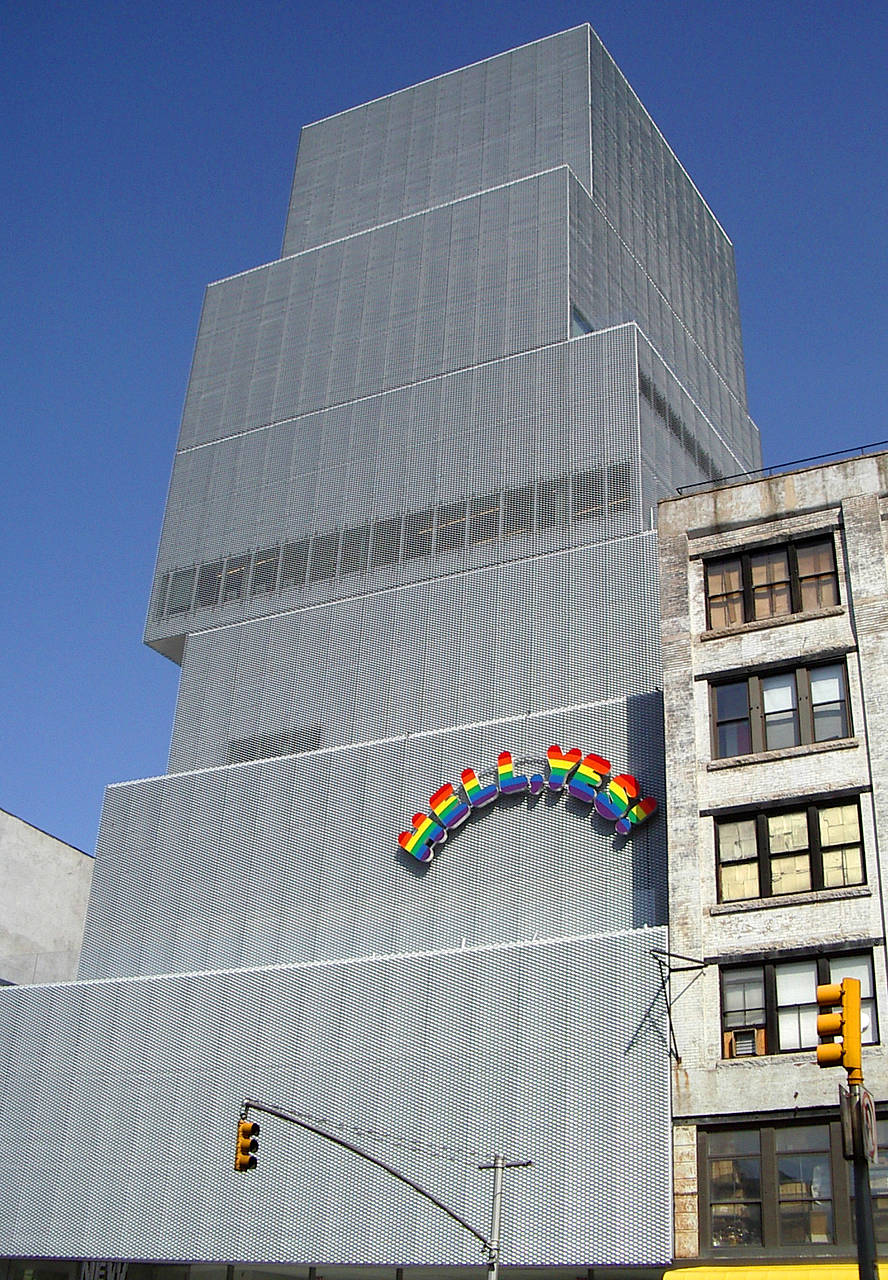 Foto New Museum of Contemporary Art - New York