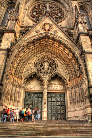 Abyssinian Baptist Church - New York (New York)
