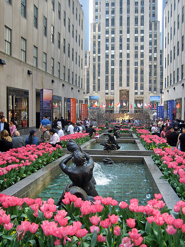 Rockefeller Center - New York (New York)