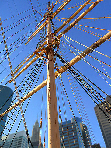 Foto South Street Seaport - New York