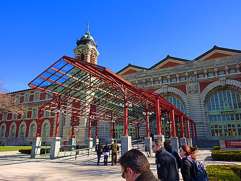 Ellis Island Immigration Museum - New York (New York)
