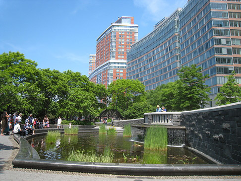 Battery Park City - New York (New York)
